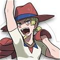 Aarune Cosplay from Pokemon