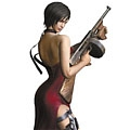 Ada Wong Cosplay from Resident Evil 5