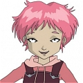 Aelita Cosplay from Code Lyoko