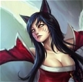 Ahri Cosplay (With Tails) from League of Legends