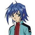 Aichi Cosplay (2nd) from Cardfight Vanguard