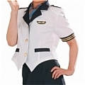 Airhostess Uniform (Saki)
