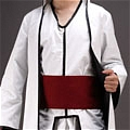 Aizen Cosplay (Hollow 6-215) von Bleach