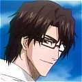 Aizen Cosplay Wig from Bleach