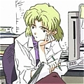 Akagi Cosplay von Neon Genesis Evangelion