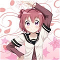 Akari Cosplay( Winter Uniform)  from YuruYuri