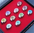 Akatsuki Complete Ring Set  Package (10 Rings ) from Naruto