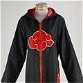 Akatsuki Cosplay (with Hood,Stock) De  NARUTO Shippuuden