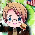 Alfred Costume (America) Da Hetalia Axis Powers