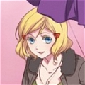 Alfred Wig (America Girl) from Axis Powers Hetalia