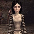 Alice Costume (Black and White Maid) from Alice Madness Returns