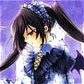 Alice Costume (Black Rabbit) from Pandora Hearts