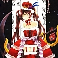 Alice (Pandora Hearts) Christmas Costume from Pandora Hearts