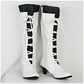 Alice Shoes (Black White) De  Pandora Hearts