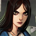 Alice Wig von Alice Madness Returns