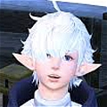 Alphinaud Cosplay from Final Fantasy XIV