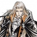 Alucard Cosplay from Castlevania