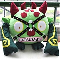 Amaimon Plush from Blue Exorcist