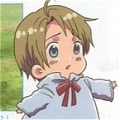 America Cosplay (Child) from Axis Powers Hetalia