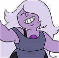 Amethyst Cosplay from Steven Universe