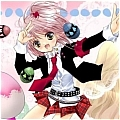 Amu Cosplay Costume from Shugo Chara!