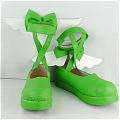 Amu Shoes (Green) from Shugo Chara