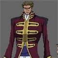 Andreas Cosplay from Code Geass