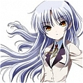 Angel Wig Desde Angel Beats