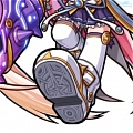 Angelic Buster Shoes from MapleStory