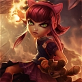 Annie Cosplay (2nd) Desde League of Legends