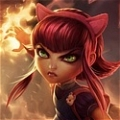 Annie Wig De  League of Legends