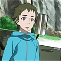 Ao Cosplay from Eureka Seven AO