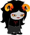 Aradia Megido(Robot) from Homestuck