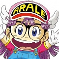 Arale Cosplay from Dr Slump