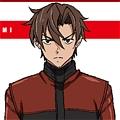 Arashi Cosplay from Triage X
