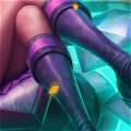 Arcade Miss Fourtune Shoes from League of Legends
