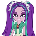 Aria Cosplay from My LIttle Pony Equestria Girls Rainbow Rocks