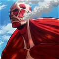 Colossal Titan Cosplay from Attack On Titan