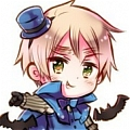 Arthur Cosplay (Halloween) from Axis Powers Hetalia