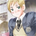 Arthur Cosplay from Axis Powers Hetalia