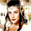 Arwen Cosplay (Green) from The Lord of the Rings
