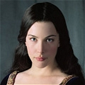 Arwen Cosplay (Red) from The Lord of the Rings