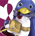Prinny Cosplay von Disgaea: Hour of Darkness