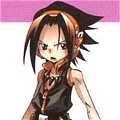 Asakura Cosplay (Black) from Shaman King