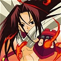 Asakura Cosplay from Shaman King