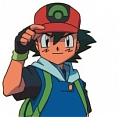 Ash Cosplay (Blue) from Pokemon