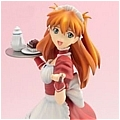 Asuka Cosplay (Maid) from Neon Genesis Evangelion