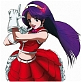 Athena Cosplay Costume from The King of Fighters