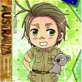 Australia Cosplay from  Axis Powers Hetalia