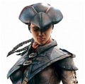 Aveline Cosplay from Assassin\'s Creed III:Liberation